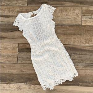 STELLA LAGUNA BEACH White Dress